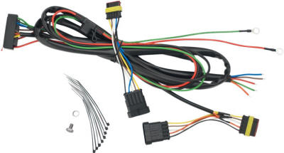Can Am Spyder RT Trailer Hitch Wiring Harness 41-162