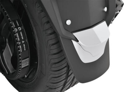 Can Am Spyder RT Extended Mud Flap Accents 41-166 Show Chrome