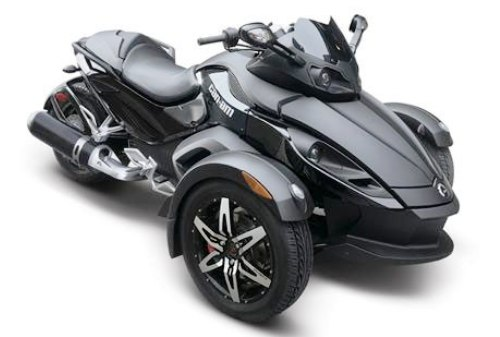Can Am Spyder GS Parts and Accessories