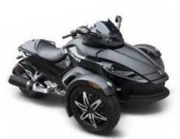 Can Am Spyder GS Custom Parts and Accessories