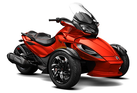 Can Am Spyder SE | SM | ST Parts and Accessories